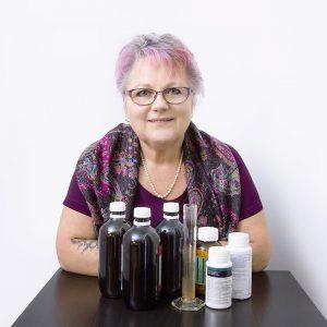 Naturopath and Herbalist Jocelyn Carter